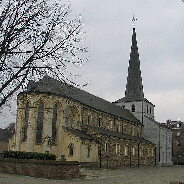 Sint-Annakerk te Aldeneik