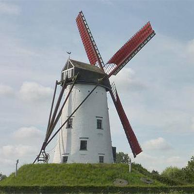 Windmolen van Damme