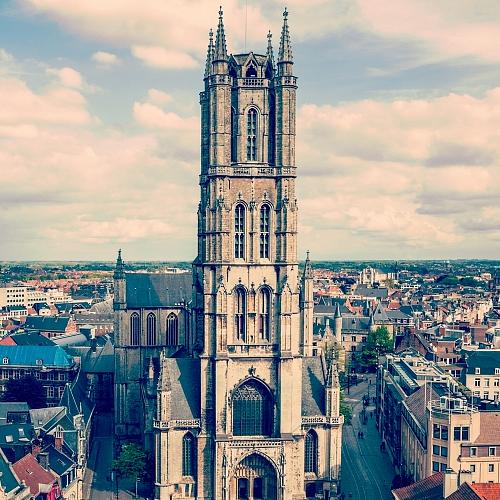 De Duivelstoren van Gent