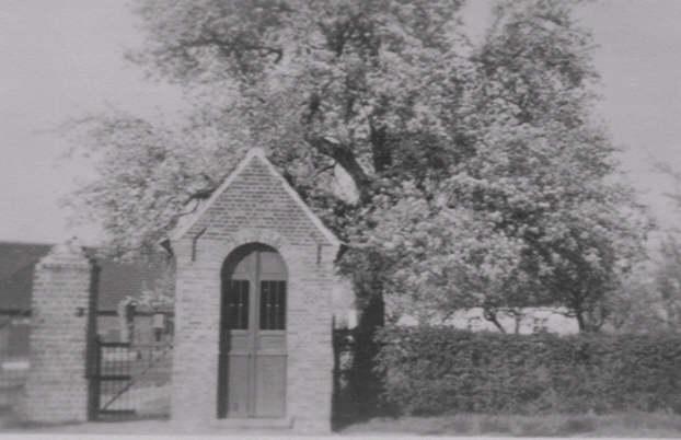 De kapel op paardenpoten