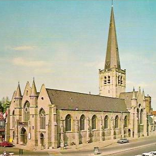Kerk van Waregem