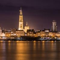 Antwerpen skyline