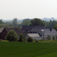 De Blauwschuurhoeve in Bierbeek