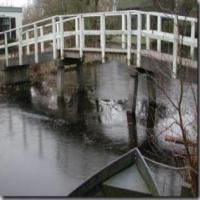 Brug in Dilbeek