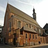 De Augustijnenkerk Sint-Stefanus te Gent