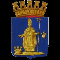 Het wapenschild van Sint-Niklaas
